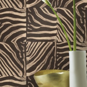 Papel Pintado Animal Print Cebra Exotics